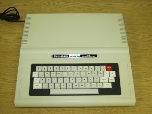The TRS-80 (credit Wikipedia)